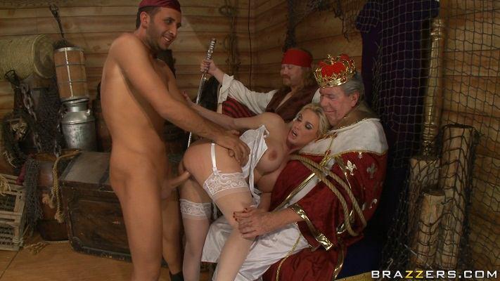 Как развлекались короли порно